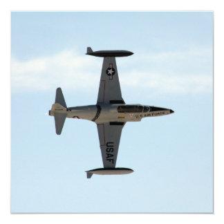 Stjärna för skytte P-80 Fyrkantigt 13,3 Cm Inbjudningskort