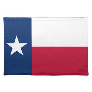 Stjärna för Texan för Texas flaggabordstablett | Bordstablett
