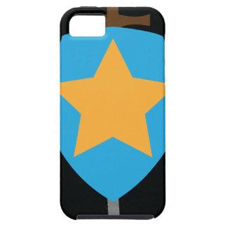 Stjärna Tough iPhone 5 Fodral