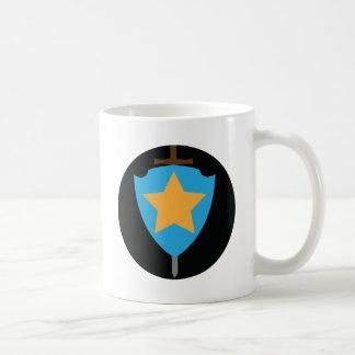 Stjärna Vit Mugg