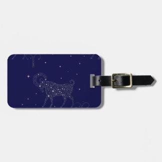 stjärnaaries bagagebricka