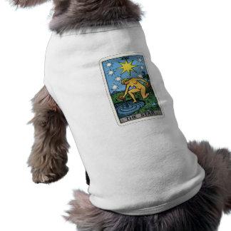 Stjärnahund tröja långärmad hundtöja