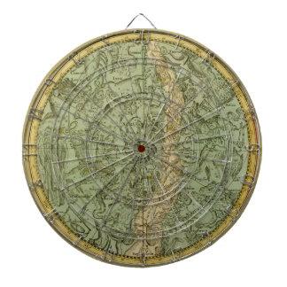 Stjärnakarta av den nordliga halvklotet [ca 1762] piltavla