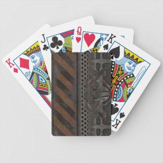 Stjärnakryssareskyddsgaller Spelkort