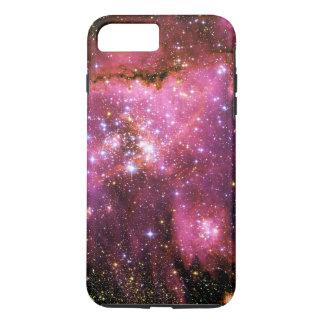 STJÄRNAN SAMLA I EN KLUNGA (rymden) ~ NGC-346