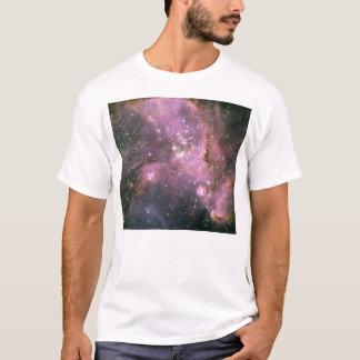 Stjärnan samla i en klunga tee shirts