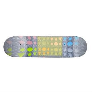 Stjärnaspelare Skateboard Bräda 20 Cm