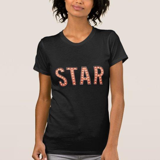 STJÄRNAstort festtältljus T-shirts