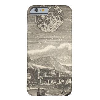 Stjärnor för måne för renaissance för barely there iPhone 6 fodral
