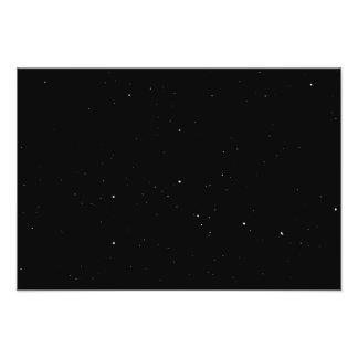 Stjärnor Fototryck