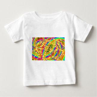 Stjärnor och regnbågar tee shirt