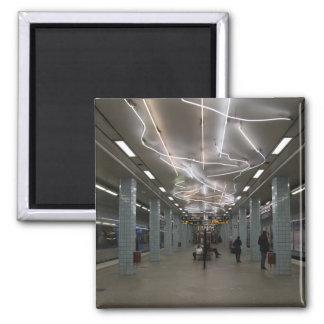 Stockholm tunnelbana II Magnet