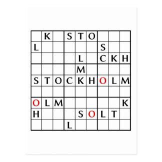 STOCKHOLM VYKORT
