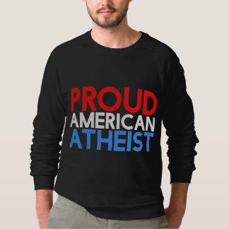 Stolt amerikanateist tröja