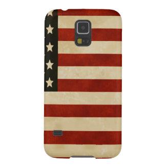Stolt amerikanska flaggan galaxy s5 fodral