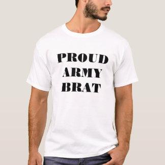 Stolt arméBrat för T-tröja Tee Shirts