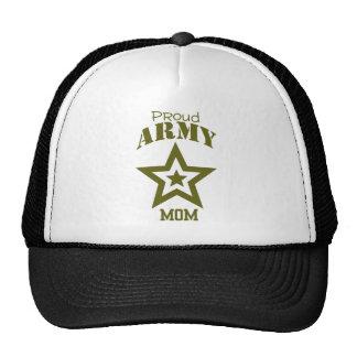 Stolt armémamma keps