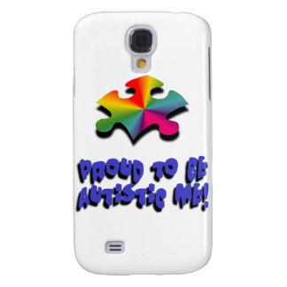 Stolt att vara Autistic mig Galaxy S4 Fodral