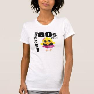 Stolt att vara en 80-talchick tröja