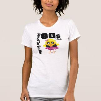 Stolt att vara en 80-talchick t shirt