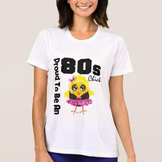 Stolt att vara en 80-talchick tshirts