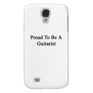 Stolt att vara en gitarrist galaxy s4 fodral
