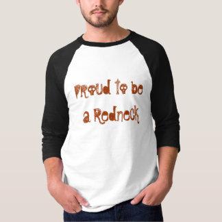 Stolt att vara en Redneck T Shirts