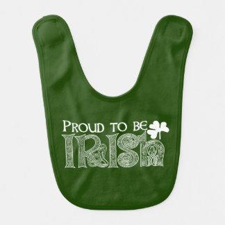 Stolt att vara irländskt, Celtic fnurra för st Hakklapp