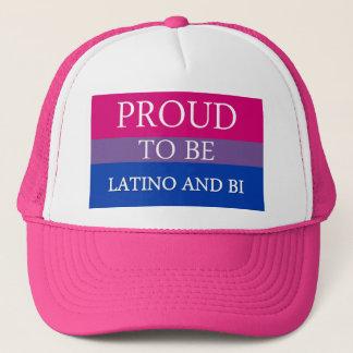 Stolt att vara Latino och Bi Keps