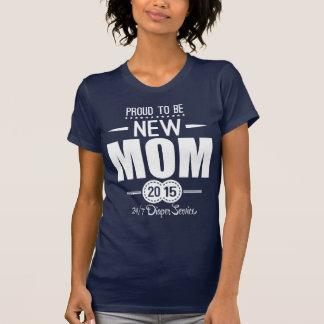 Stolt att vara ny mamma 2015 tröja
