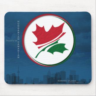 Stolt att vara ungersk kanadensare (Kanada Vilaga) Musmatta
