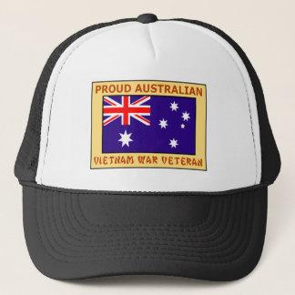 STOLT AUSTRALIENSISK VIETNAMKRIGETVET KEPS