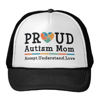 Stolt Autismmamma Keps