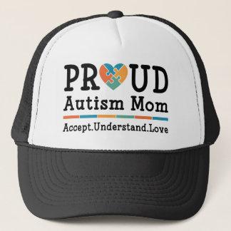 Stolt Autismmamma Truckerkeps