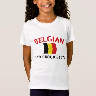 Stolt belgare tee