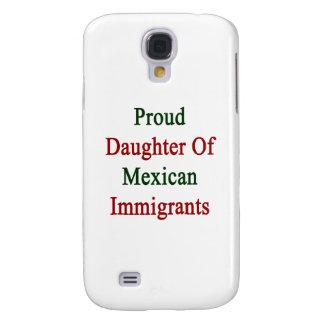 Stolt dotter av mexicanska invandrare galaxy s4 fodral