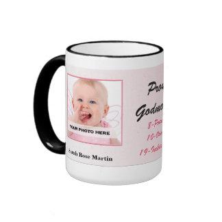 Stolt gudmornyfödd bebispersonlig mugg