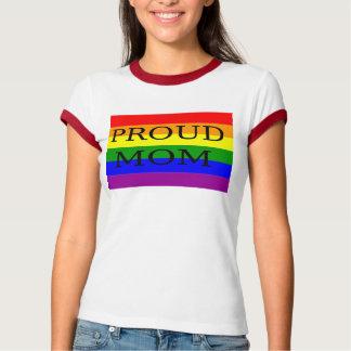 stolt mammakvinna skjorta tröjor