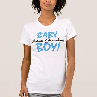 Stolt mormor för pojke t shirt