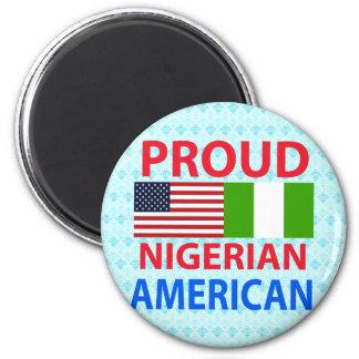 Stolt nigeriansk amerikan magnet