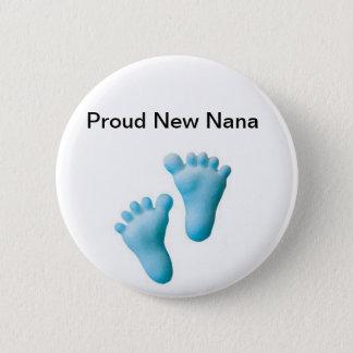 Stolt nya Nana Standard Knapp Rund 5.7 Cm