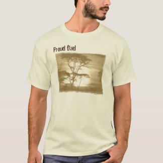 Stolt pappaadoptionT-tröja T-shirts