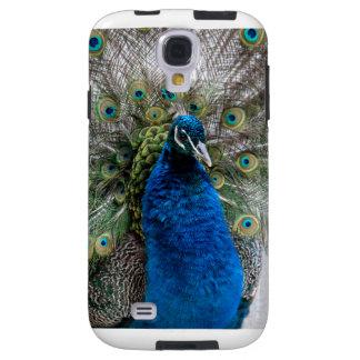 Stolt som påfågelSamsung S4 ett mobilt fodral Galaxy S4 Fodral