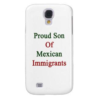 Stolt Son av mexicanska invandrare Galaxy S4 Fodral