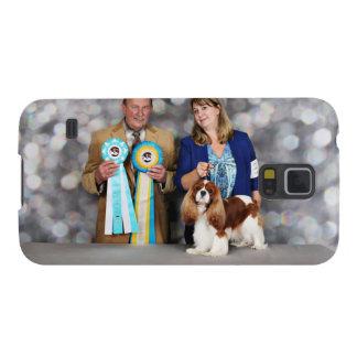 Stolt Spaniel för kung Charles - Ethan Galaxy S5 Fodral