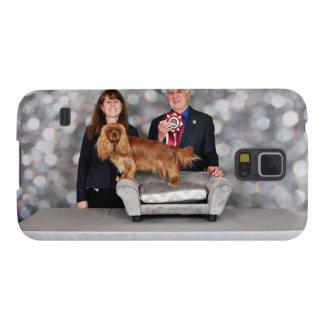 Stolt Spaniel för kung Charles - Greer Galaxy S5 Fodral