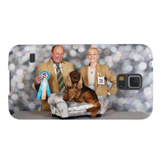 Stolt Spaniel för kung Charles - Keesje Galaxy S5 Fodral