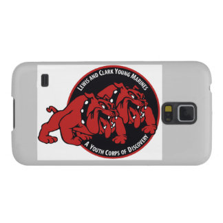 Stolt supporter Lewis & Clark för unga flottor Galaxy S5 Fodral