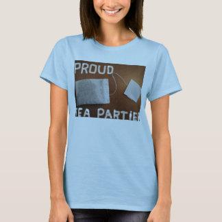 Stolt Tea Partier T-shirt