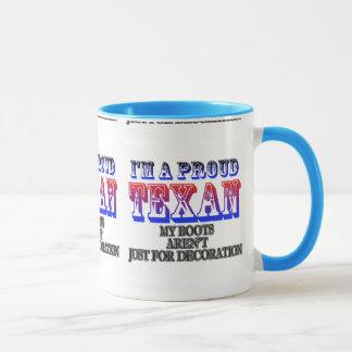 Stolt Texan - kaffemugg